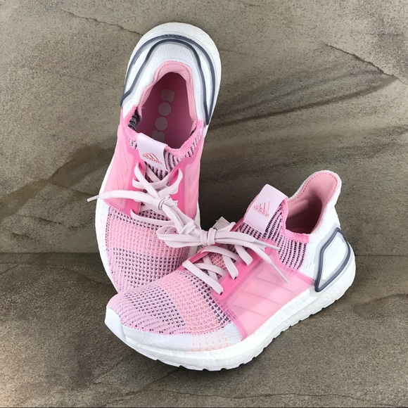 Adidas Ultraboost 19 True Pink NWOB